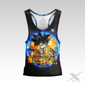 DRAGON BALL TANK TOP MĘSKI
