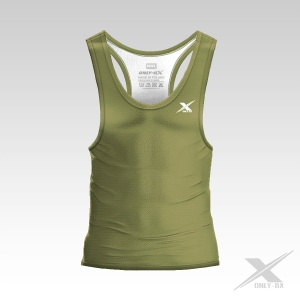 CLASSIC MILITARY GREEN TANK TOP MĘSKI