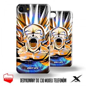 GOKU DRAGON BALL ETUI CASE NA TELEFON