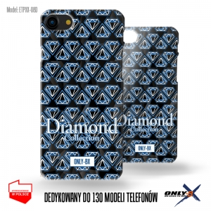 DIAMOND BLACK ETUI CASE NA TELEFON
