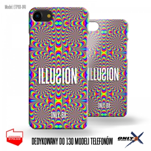 ILLUSION ETUI CASE NA TELEFON